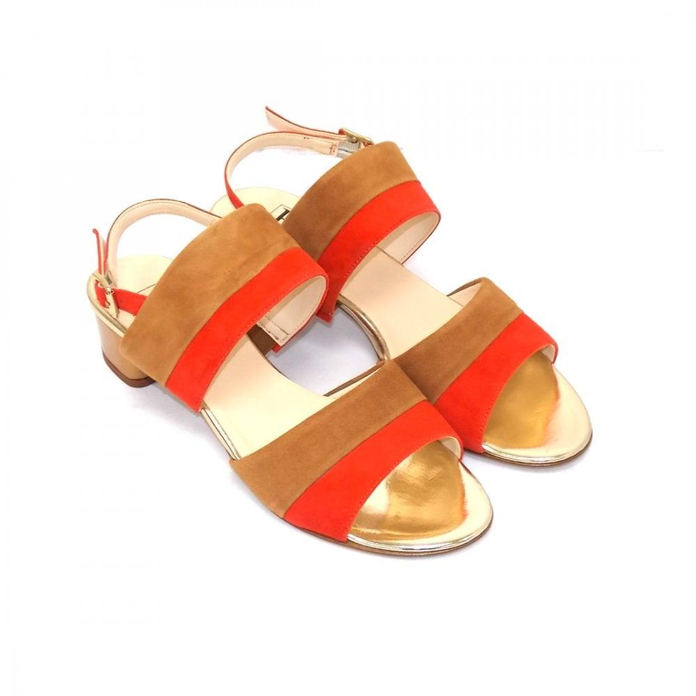 b29f7c3d2ae Wide Strap Sandal
