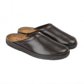 rohde mens leather slippers
