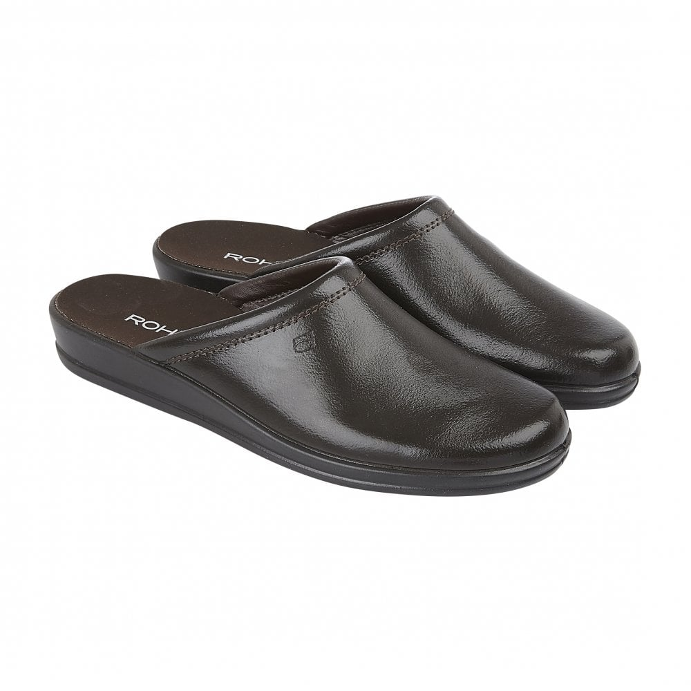 Rohde Mens Mules | HB Shoes Ltd